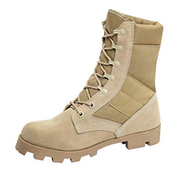 Rothco Combat Boot 1 G.I. Type Speedlace Desert Tan Jungle Boot