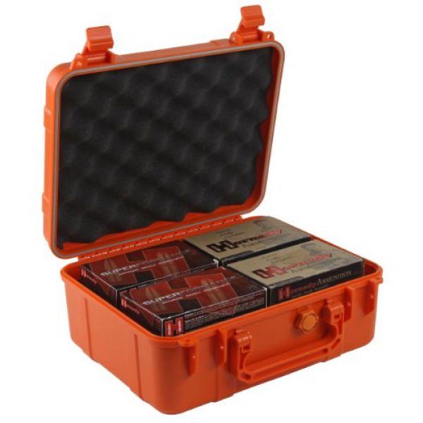 Blackwatch Pistol Case 2 Blackwatch Double Pistol Case - Badass Orange