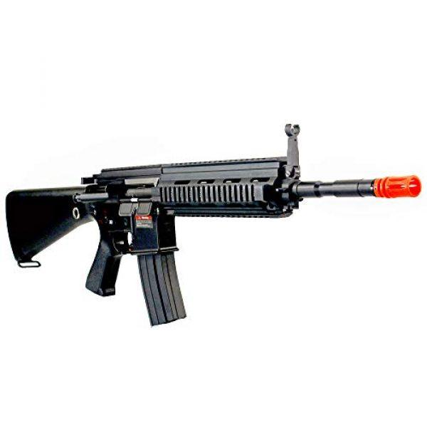 A&K Airsoft Rifle 2 A&K M16 A3 Verion 2 Metal Gear Box Airsoft Gun