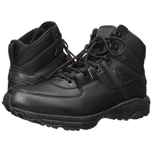 "BLACKHAWK Combat Boot Polish 6 BLACKHAWK! Trident Ultralite 6"" Tactical Boots Leather/Nylon Men's"