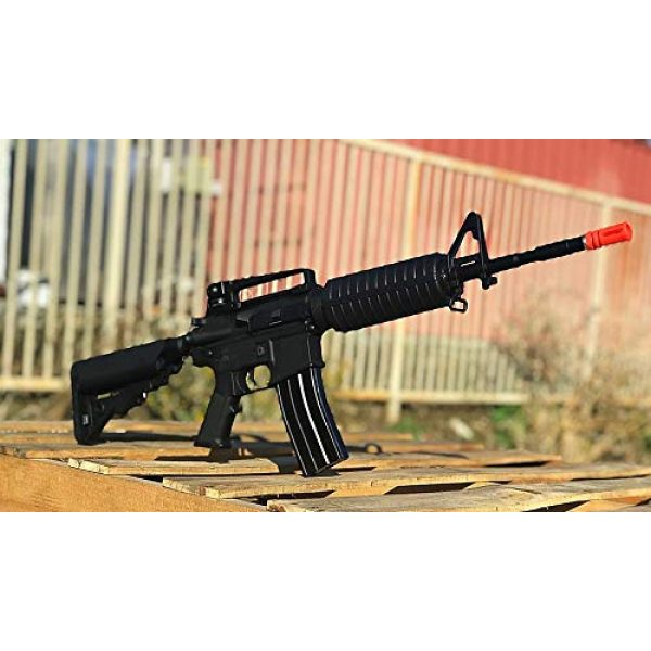 Adaptive Armament Airsoft Rifle 2 Adaptive Armament M4A1(Including Battery & Charger)