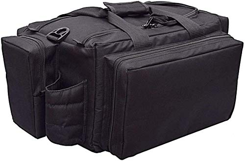 "3S Tactical Pistol Case 6 Range Bag Gun Ammo Bag Large Tactical Pistol Duffle Handgun Carrying Case Shooting Bag 24""x17""x10"""