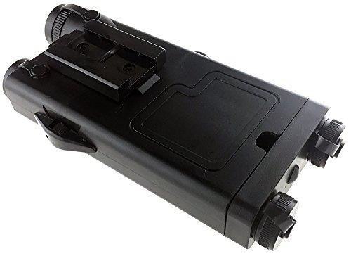 SportPro  7 SportPro Dboys Polymer PEQ-II Style Dummy Battery Box Type B for AEG Airsoft - Black