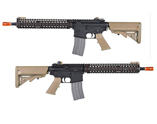Wearable4U  2 Umarex VFC Avalon Block II AEG Electric BB Full/Semi Auto Metal Airsoft Airgun with Wearable4U Bundle