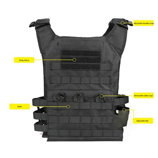 mimeng Airsoft Tactical Vest 5 Airsoft Tactical Vest Fishing Hunting Training Clothing Vest Outdoor Jungle Sports Equipment Accessories Jacket