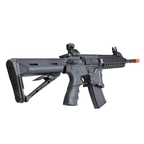 BULLDOG AIRSOFT  5 Bulldog ST Delta L QD Airsoft Electric Gun AEG Rifle - Sportsline CQB Pro Series