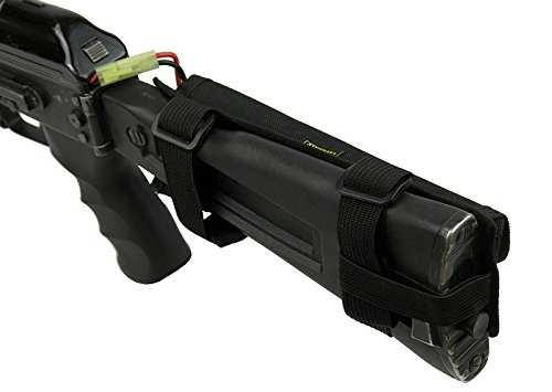 tactic.world  2 tactic.world Battery on The Butt handguard Pouch Case Paintball Airsoft Bag SVD Sniper