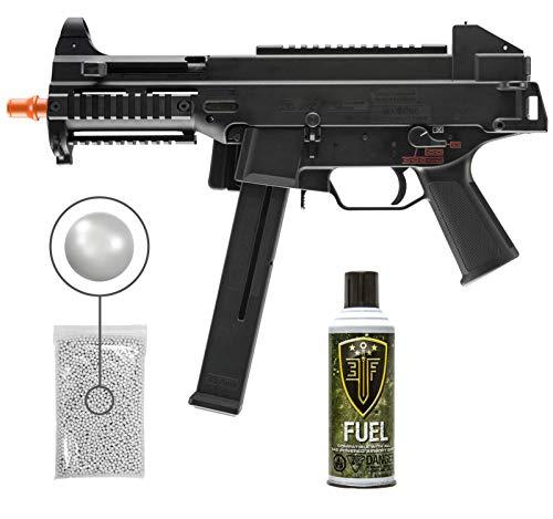 Wearable4U  1 Umarex Elite Force HK UMP Elite Gen3 Automatic Green Gas 6mm BB Rifle Airsoft Gun