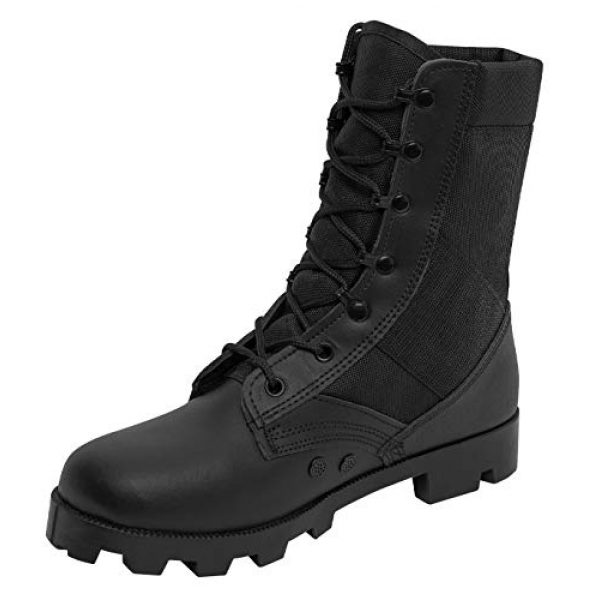Rothco Combat Boot 2 Black G.I. Type Speedlace Jungle Boots