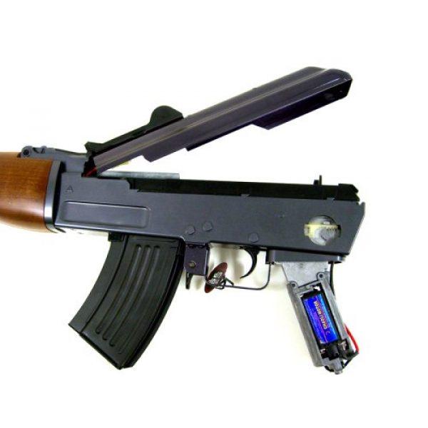 Jing Gong (JG) Airsoft Rifle 5 Jing Gong JG AK SVD AK47 Airsoft AEG Sniper Rifle