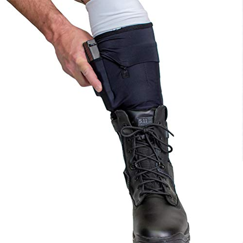 Cheata  2 Cheata Tactical Gun Sox Black Leg Holstering System