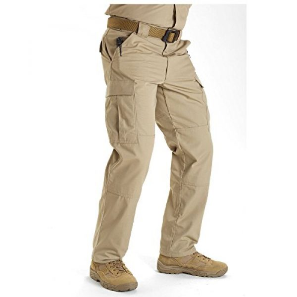 5.11 Tactical Pant 2 Tactical Ripstop TDU Adjustable Lightweight Style 74003 Work Pants Multi Cam 1 Pack
