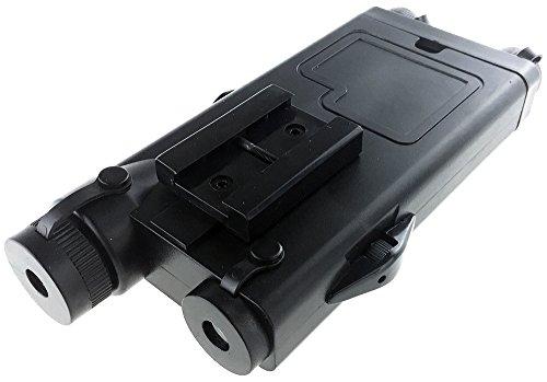 SportPro  6 SportPro Dboys Polymer PEQ-II Style Dummy Battery Box Type B for AEG Airsoft - Black