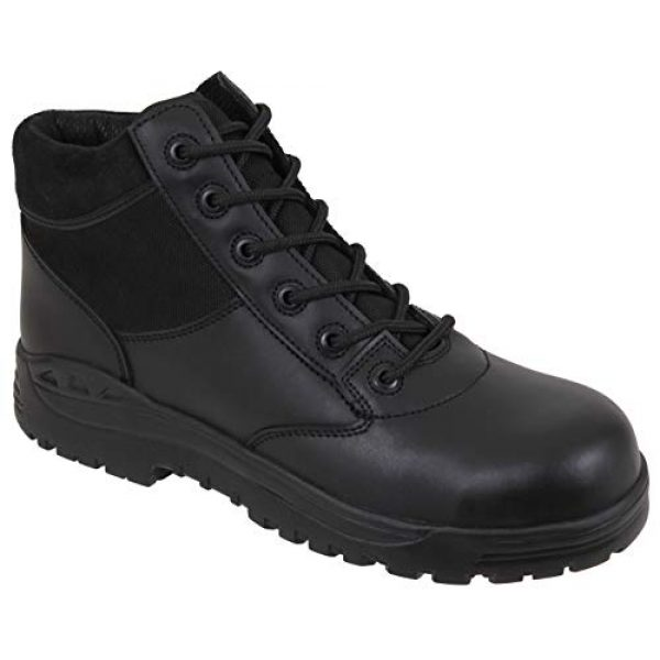"""Rothco Combat Boot 2 Forced Entry 6"""" Composite Toe Tactical Boots"""