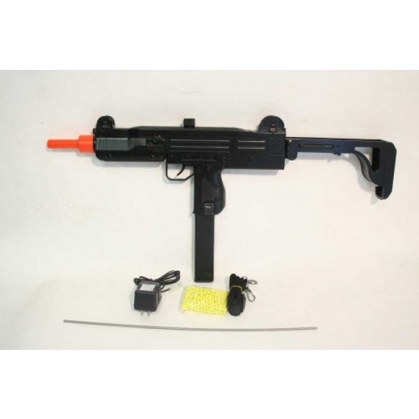 Well Airsoft Rifle 2 250 fps auto Electric Airsoft Uzi Machine Gun(Airsoft Gun)