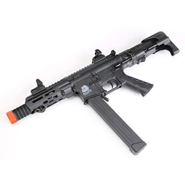 BULLDOG AIRSOFT Airsoft Rifle 4 Bulldog Falcon Z QD AEG Airsoft Gun Electric Rifle