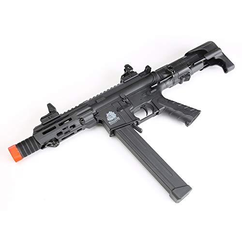 BULLDOG AIRSOFT  4 Bulldog Falcon Z QD AEG Airsoft Gun Electric Rifle