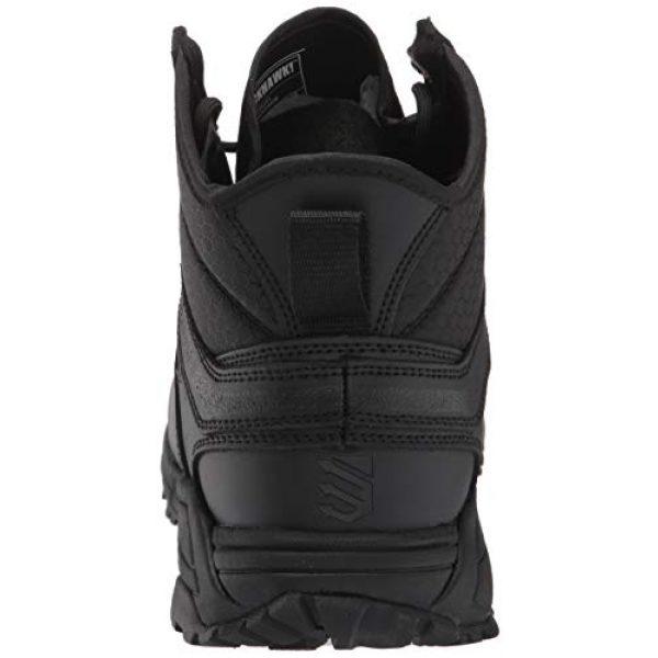 "BLACKHAWK Combat Boot 3 BLACKHAWK! BT06BK090M 6"" Trident Ultralite Boot Black 9/Medium 18481"