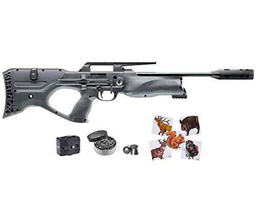 Wearable4U  1 Walther Reign UXT PCP Pellet Air Rifle 975fps with Wearable4U Bundle