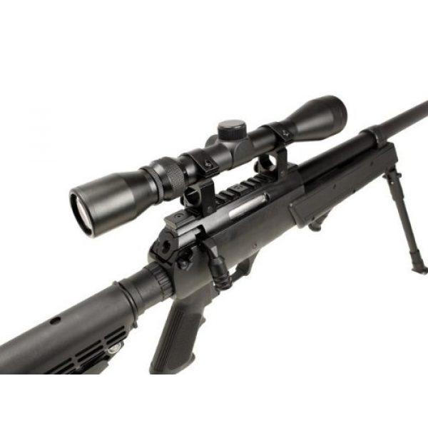 A.S.A.R. Airsoft Rifle 3 well asr heavy single bolt action spring sniper airsoft rifle(Airsoft Gun)
