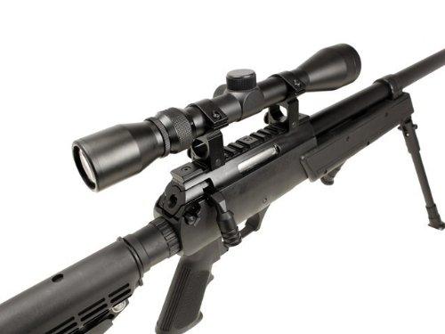 A.S.A.R.  3 well asr heavy single bolt action spring sniper airsoft rifle(Airsoft Gun)