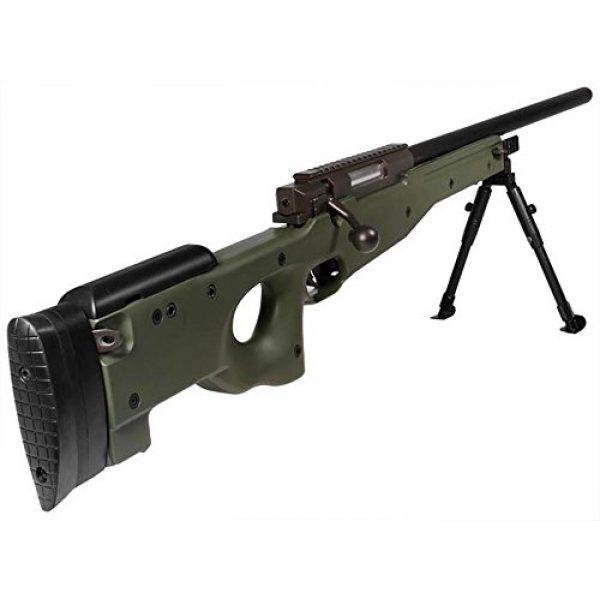 UTG Airsoft Rifle 5 utg type 96 green airsoft sniper w/upgraded spring airsoft gun(Airsoft Gun)