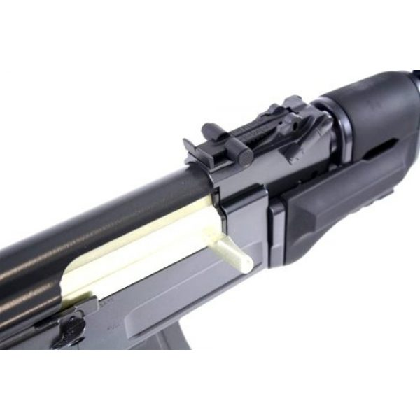 DE Airsoft Rifle 5 DE AK47-HS [Hybrid Spetsnaz] Metal Body Fully Automatic Electric AEG Rifle - Newest Enhanced Model