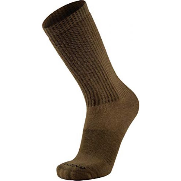 LEGEND Combat Boot Sock 1 (Cold Weather) Compression Merino Wool Tactical Boot Socks