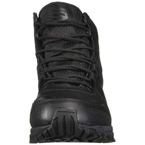 "BLACKHAWK Combat Boot 2 BLACKHAWK! BT06BK115M 6"" Trident Ultralite Boot Black 11.5/Medium 16154"