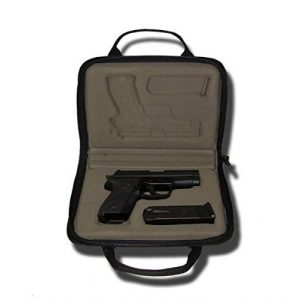 Sportsman's Outdoor Products Pistol Case 1 Sportsman's Outdoor Products Snugfit Universal Auto Pistol Case (Mixed Color, Compact)