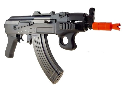 SRC  2 src ak47 krinkov aeg metal airsoft rifle(Airsoft Gun)