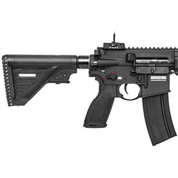 Elite Force Airsoft Rifle 7 Elite Force H&K 416-A5 CQB Carbine AEG Airsoft Rifle by VFC (Black)