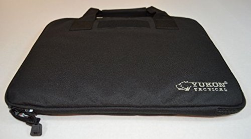 Yukon Tactical Pistol Case 2 Yukon Tactical Outfitters MG-PC0011 Big Bore Pistol Case, Black