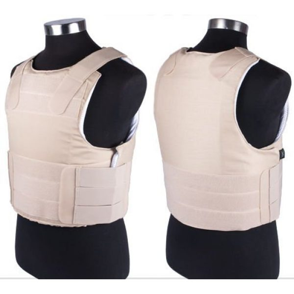 enmu pancho Airsoft Tactical Vest 1 Bravo Protective Gear Special Force Vest - (TAN)