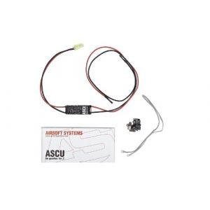 ACSU Airsoft AEG MOSFET Unit 1 ASCU AIRSOFT SMART CONTROL UNIT V2 AIRSOFT AEG MOSFET UNIT
