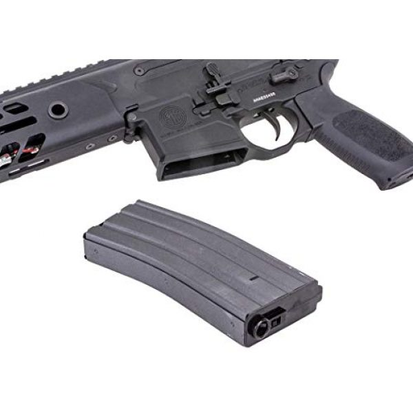 Sig Sauer Airsoft Rifle 4 Sig Sauer ProForce MCX Virtus Airsoft AEG (Battery NOT Included), Black, One Size