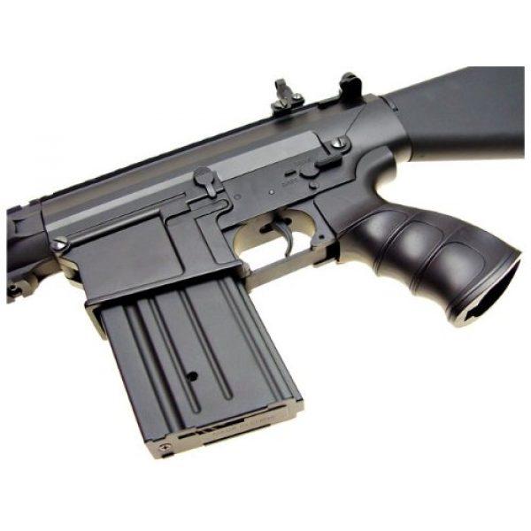 Jing Gong (JG) Airsoft Rifle 4 JG sr 25 full metal aeg airsoft rifle(Airsoft Gun)