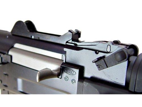 SRC  5 src spetsnaz ak47 aeg full metal airsoft rifle(Airsoft Gun)