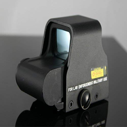 Yingyou  4 Yingyou Reflex Sight Scope Tactical Mini Holographic Red Dot Scope Light Adjustable Brightness Gun Rifle Shooting Spotting