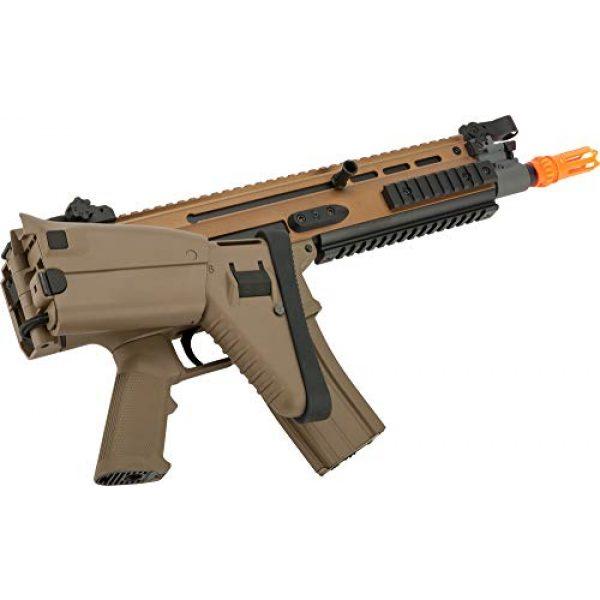 FN Airsoft Rifle 4 FN Scar L AEG - Tan