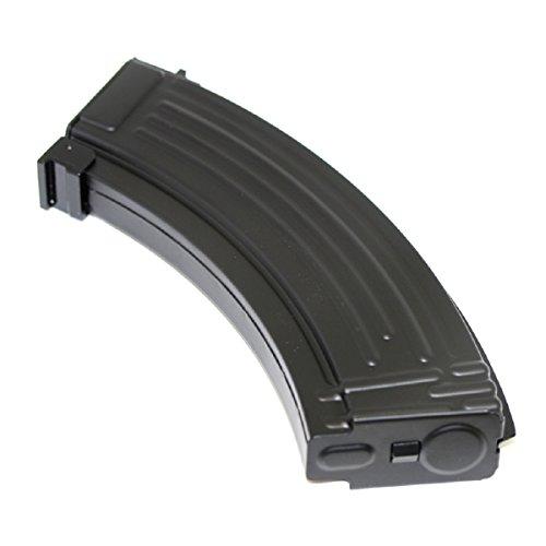 Airsoft Shopping Mall  1 Airsoft Shooting Gear CYMA 150rd Mid-Cap Magazine for AK-Series AEG Black