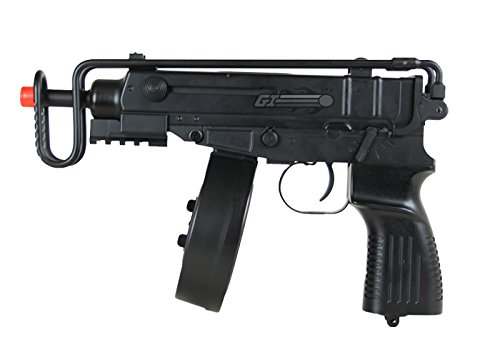Well  4 Well R2 Skorpion AEP Airsoft SMG (Black)
