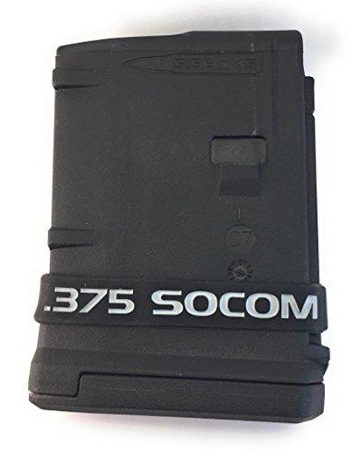 BlacksmithArmory Airsoft Magazine Marking Band 1 375 SOCOM Magazine Marking Band 3 Pack