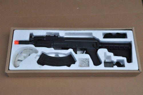 BBTac  4 double eagle metal electric airsoft assualt rifle gun 425 fps 901b(Airsoft Gun)