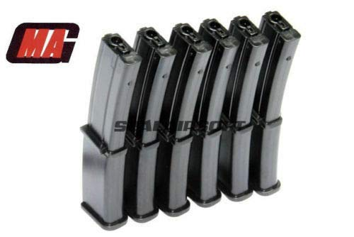 MAG  1 MAG 100rds Magazine Box Set for Tokyo Marui MP7 AEG (for Airsoft Toys Only)