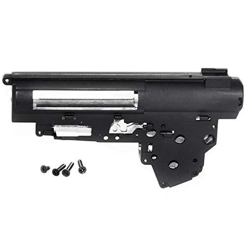 Airsoft Gang  1 Airsoft Parts 7mm Bearing Version 3 V3 AEG Gearbox Shell for CYMA Tokyo Marui V3 AK G36 Series