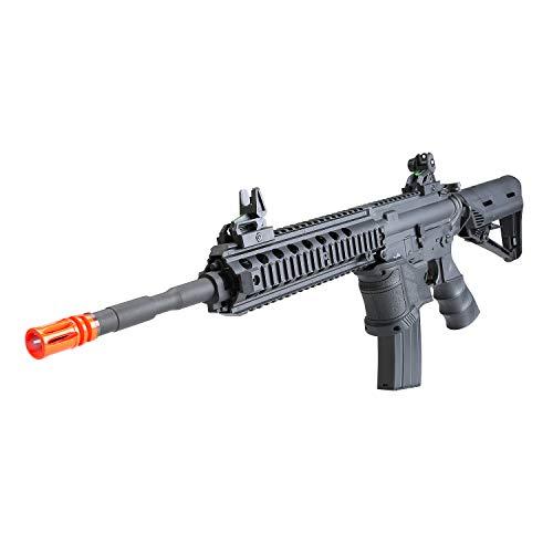 BULLDOG AIRSOFT  1 Bulldog ST Delta L QD Airsoft Electric Gun AEG Rifle - Sportsline CQB Pro Series