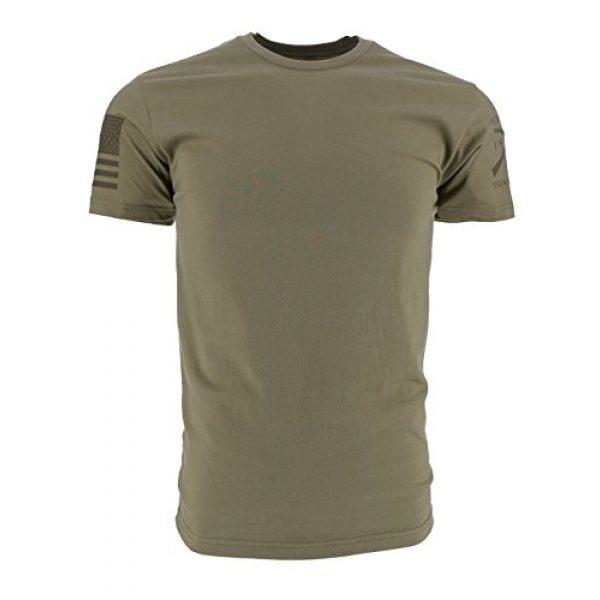 Grunt Style Tactical Tshirt 3 Ghost Basic Crew Men's T-Shirt