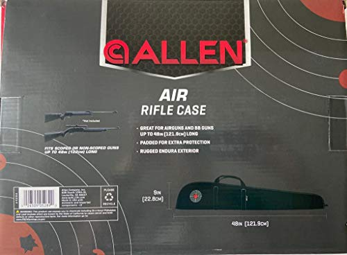 Allen  2 Allen AIR Rifle CASE