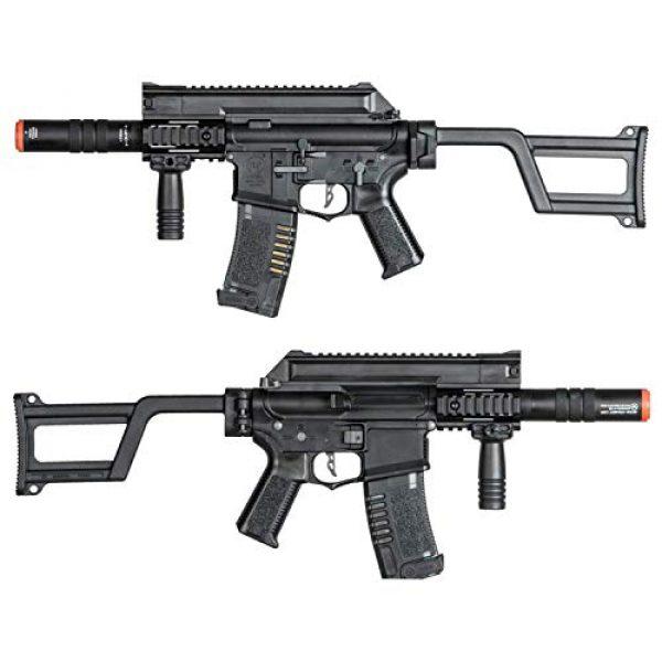Wearable4U Airsoft Rifle 5 Umarex Elite Force Amoeba AM-005 AEG Electric Automatic 6mm BB Rifle Airsoft Gun (Gen5) with Wearable4U Bundle